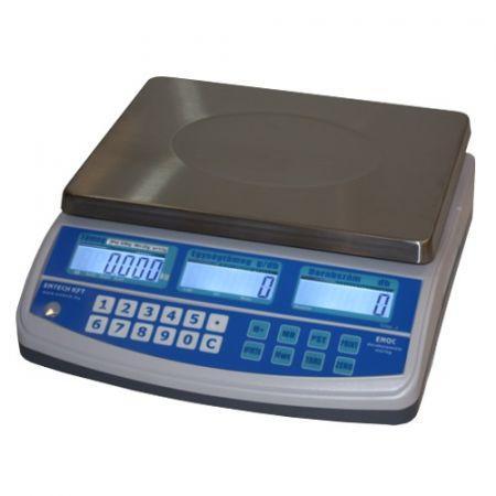 Darabszámláló  mérleg ENQC 30kg