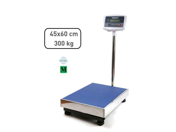 Raktári mérleg TCS-B 300 kg