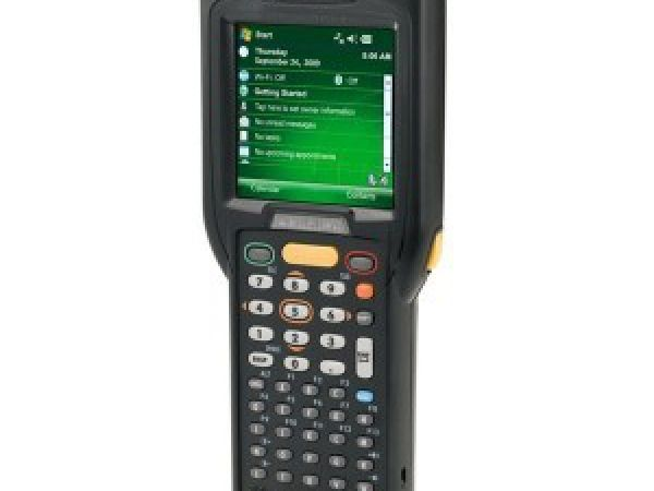 MotorolaMC3100 ipari kivitelű mobil terminál