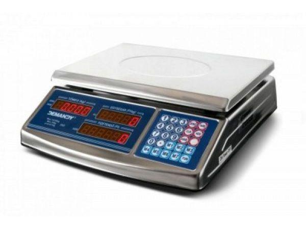 Árszorzós mérleg ACS-768  6kg; 15kg