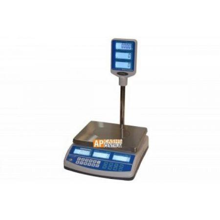 Árszorzós mérleg ENQSP-15 Oszlopos